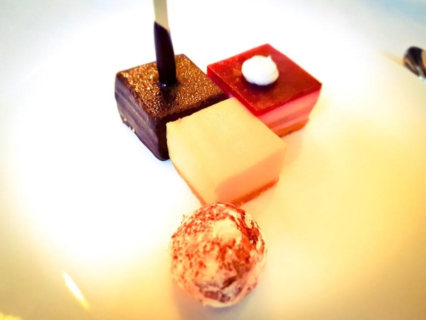 Restaurant Trix toetjes Arnhem