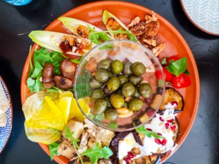 Restaurant Arnhem Konijnenvoer vegan