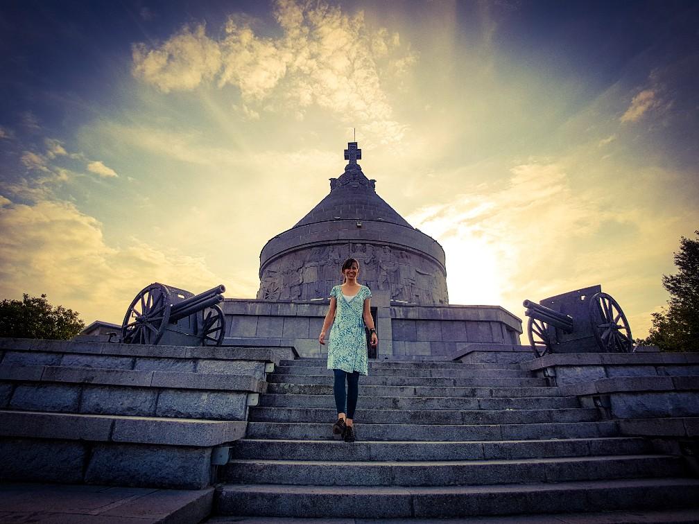 Mausoleu Eroiler Roemenië