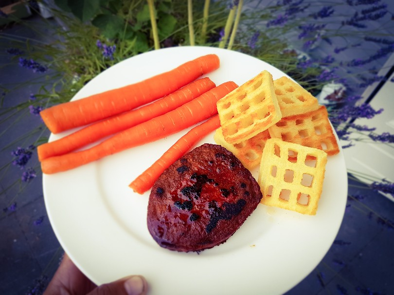 Vegetarische biefstuk vegetarische slager