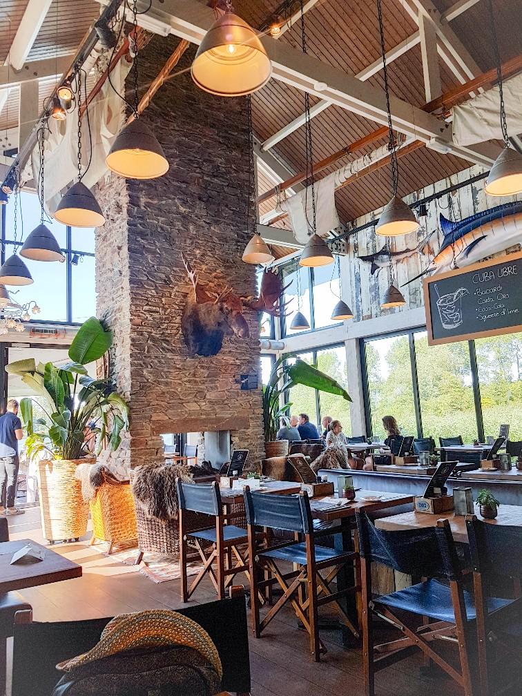 Restaurant Papa's Beach house Hoofddorp