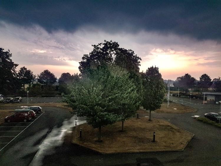 noodweer in Nederland