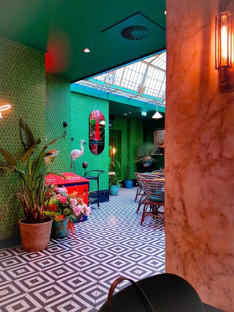 Restaurant cafe streetfood club Utrecht Boho Guide