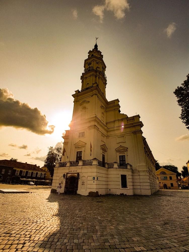 Hotel de Ville Kaunas Litouwen