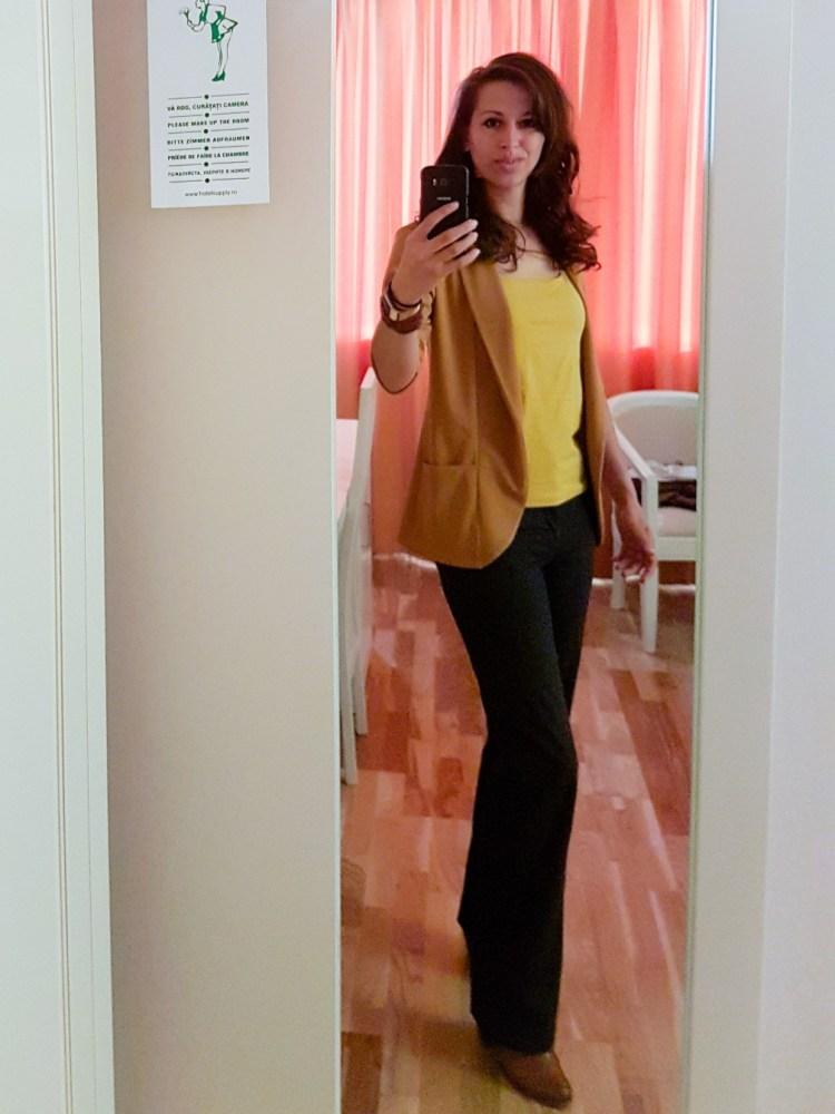 tweedehands kleding voor een zakenvrouw