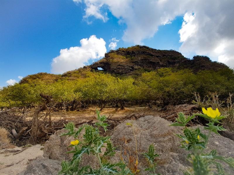 Wadi Darbat Taqam Oman jebel samhan