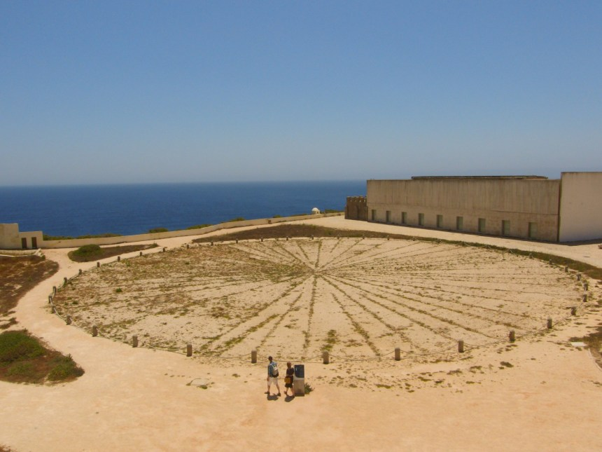 Fortaleza Sagres Algarve Portugal