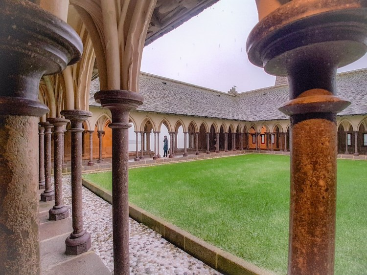 Mon Saint Michel klooster