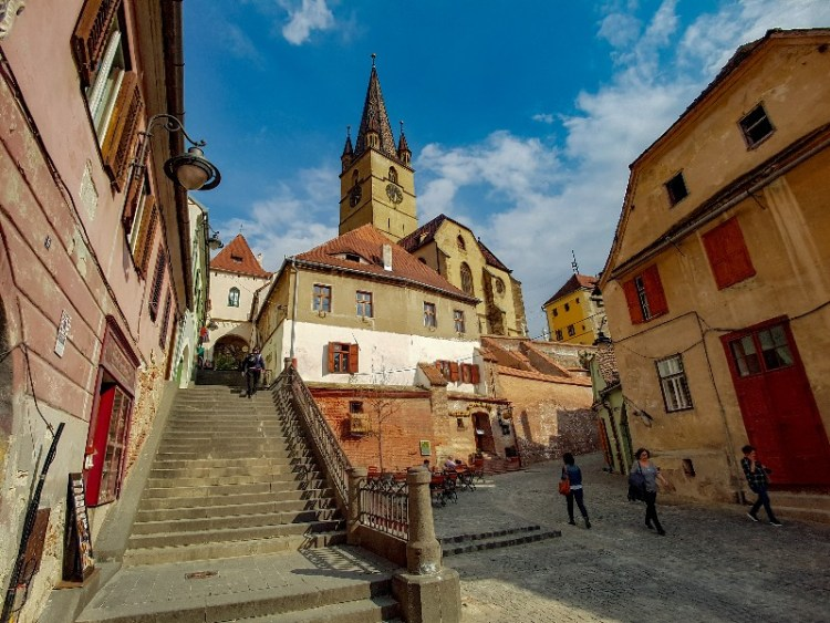 bezienswaardigheden Sibiu RoemeniË