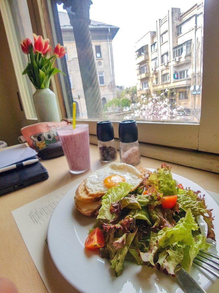 Simbio gerechten Boekarest Roemenie