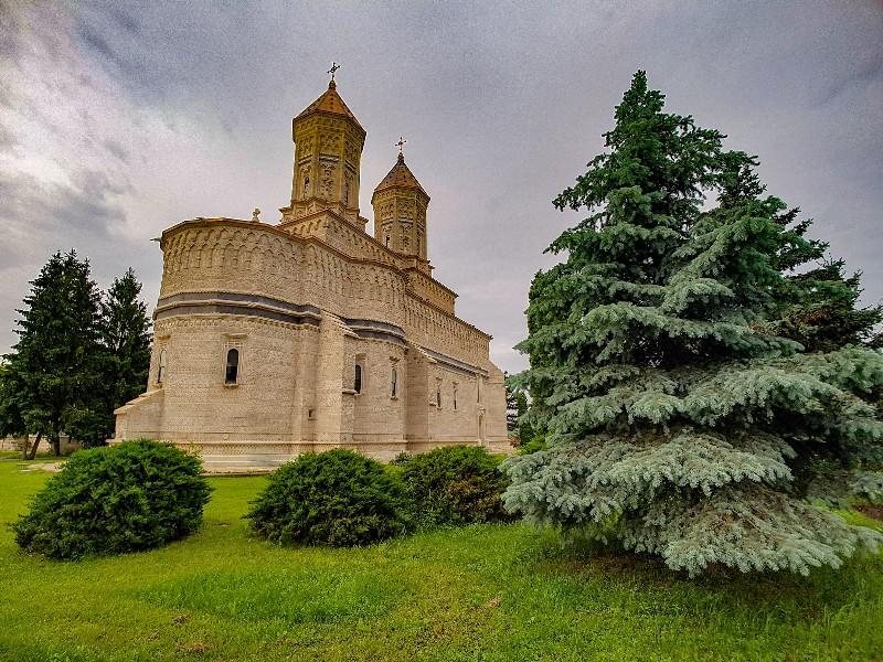Iasi bezienswaardigheden Roemenië Saint Nicholas Kerk