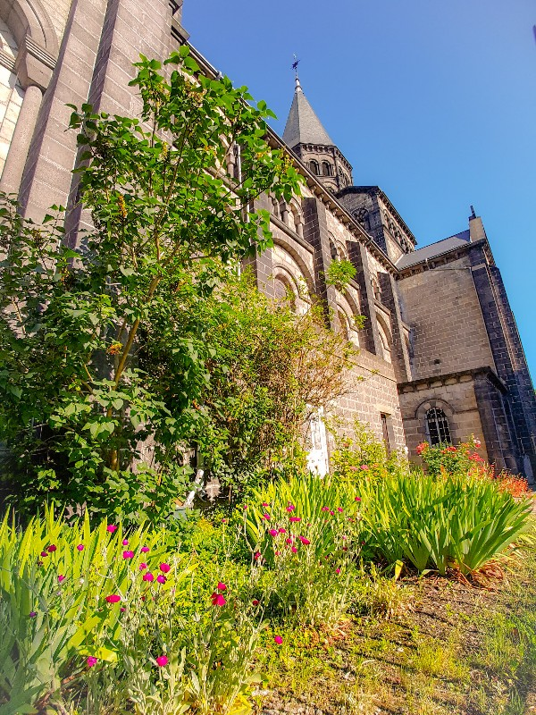 Kerk Eglise Saint Joseph Clermont Ferrand Frankrijk