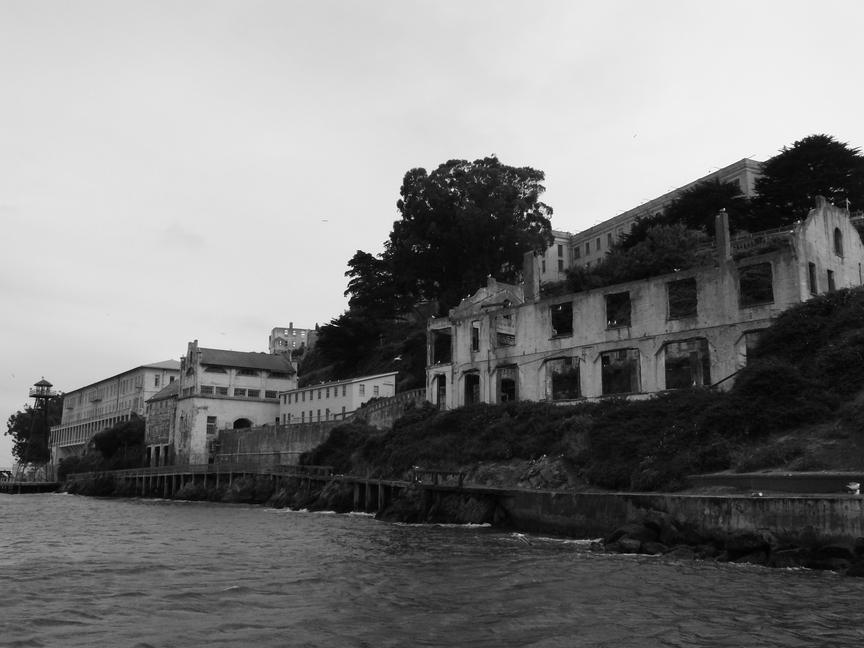 San Francisco Amerika Alcatraz