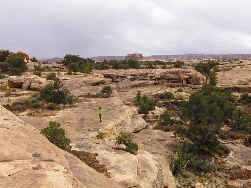 Canyonlands National park USA rondreis