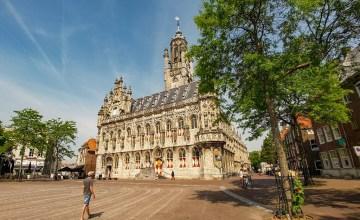 Middelburg Centrum bezienswaardigheden Zeeland