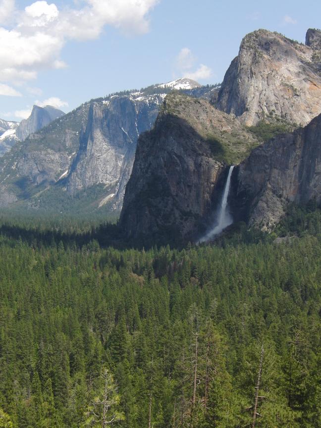 Yosemite National Park Amerik