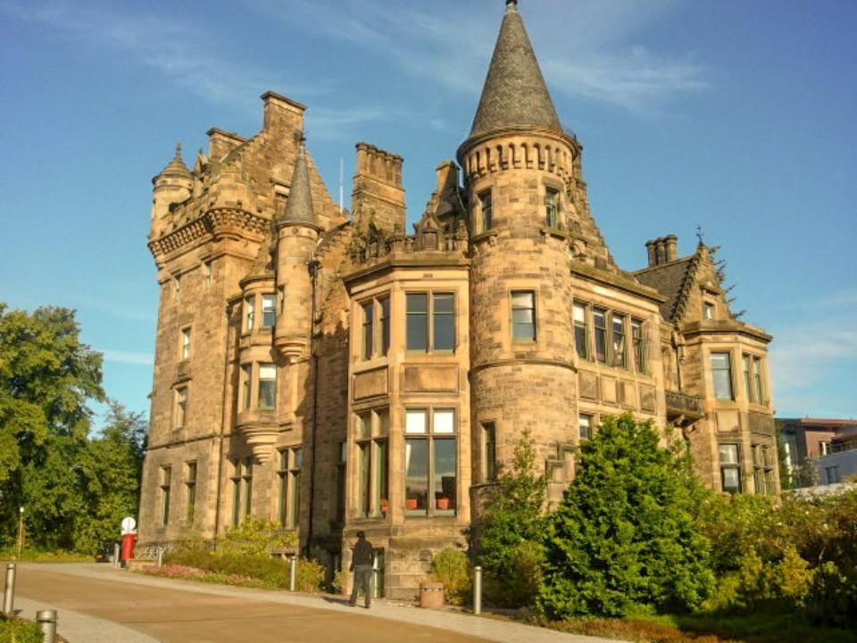 University of Edinburg Engeland Schotland