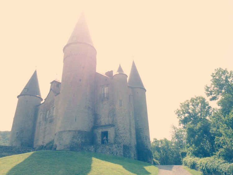 Kasteel van Celles Veves België Ardennen