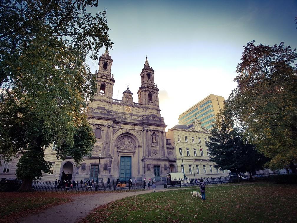 St Jozefkerk Brussel België