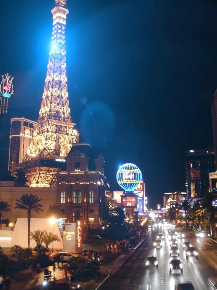 Eiffeltoren Las Vegas Paris Hotel USA