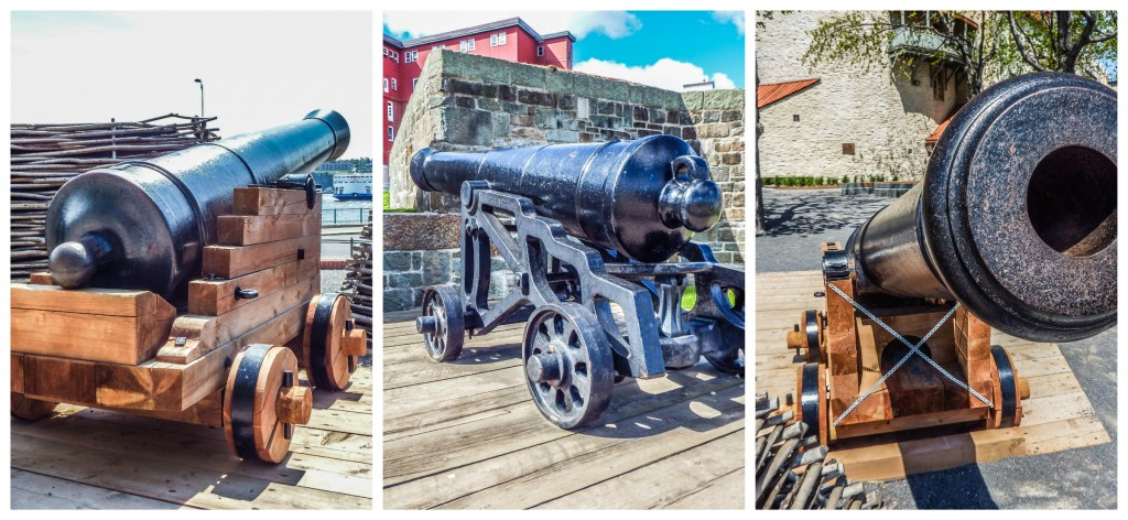quebec city cannons