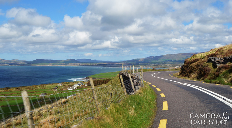 Renting a car is the best method for exploring Ireland