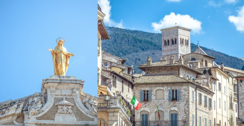 Day Trip to Assisi, Italy // A Photo Essay