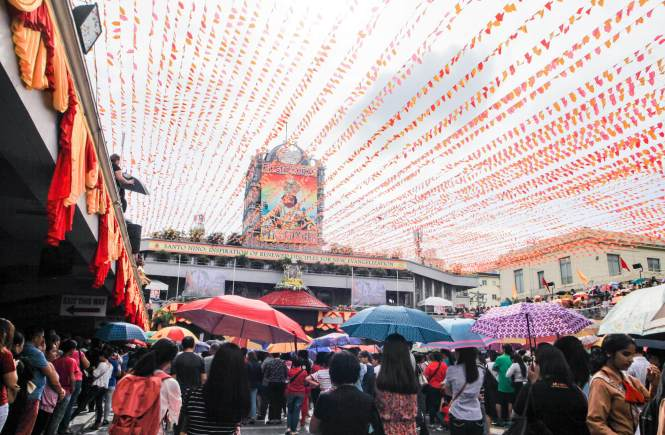 Sinulog 2018 Devotees