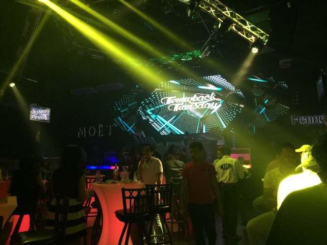 sinulog - LIV super club