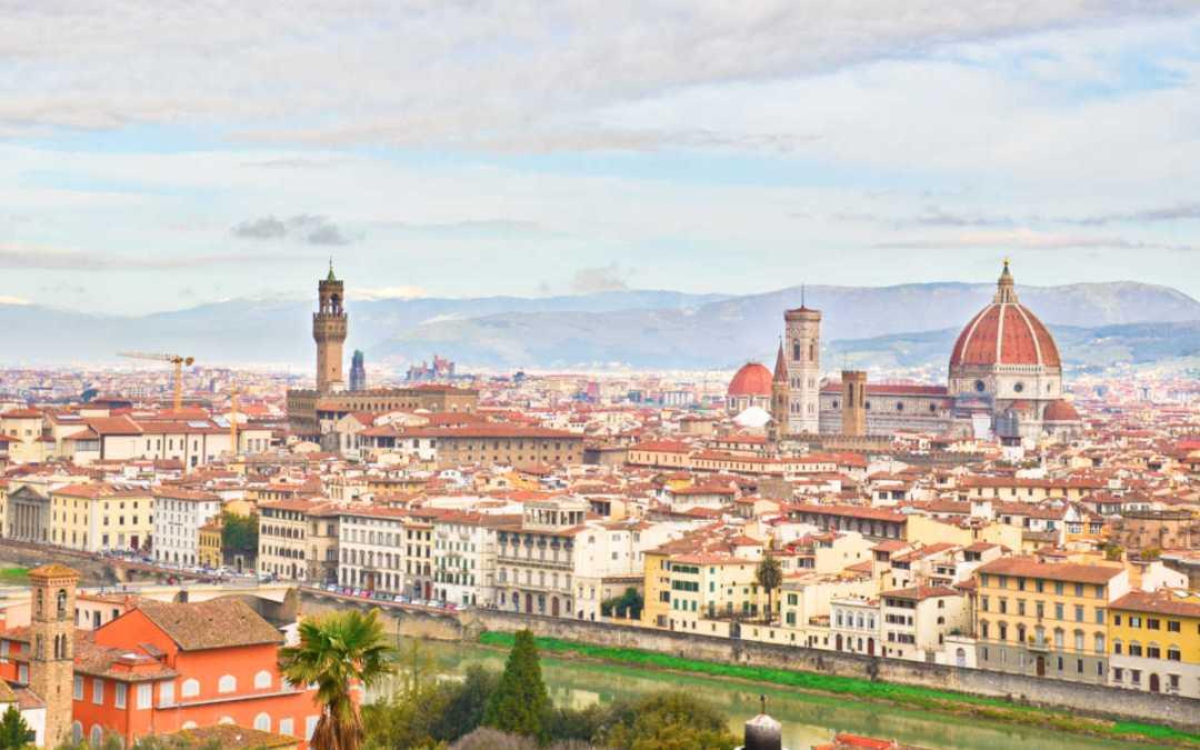 Florencie a Pisa – naplánujte si prodloužený víkend v Toskánsku