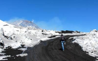 Výstup na Etnu: vše, co potřebujete vědět