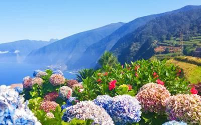 vyhlídka Madeira