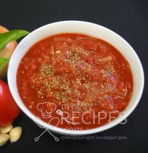 помидорый соус