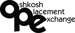Link to the Oshkosh Placement Exchange web page.
