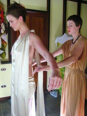 Vestido de novia DIY