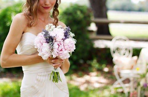 decorar boda con lavanda