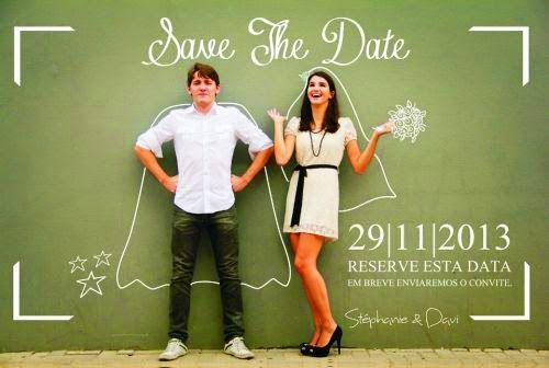 hacer save the date