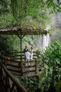 Una Boda Intima En Costa Rica