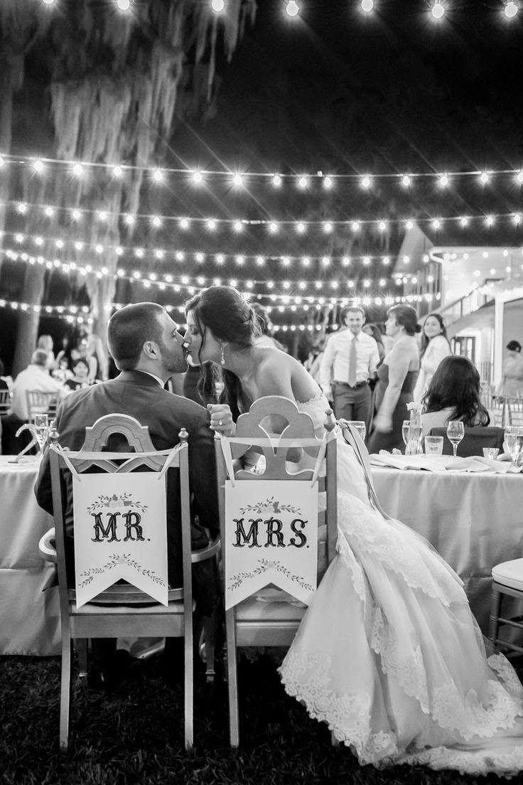 bombillas decoración boda