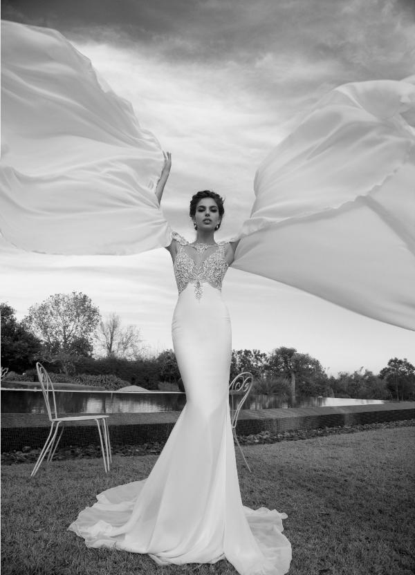 vestidos de novia Elihav Sasson
