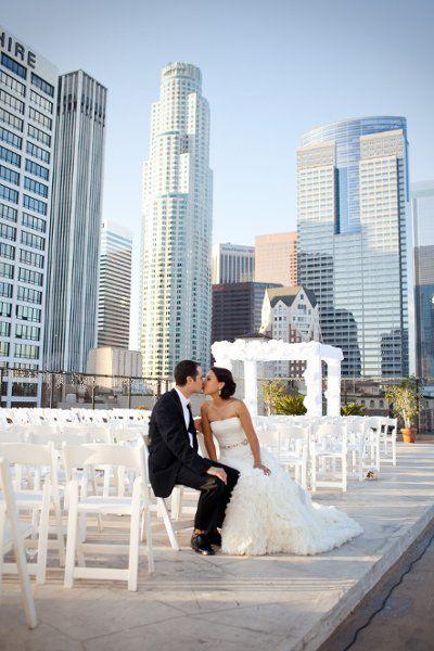 bodas azotea