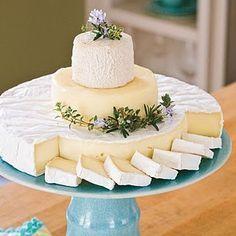 tarta quesos boda