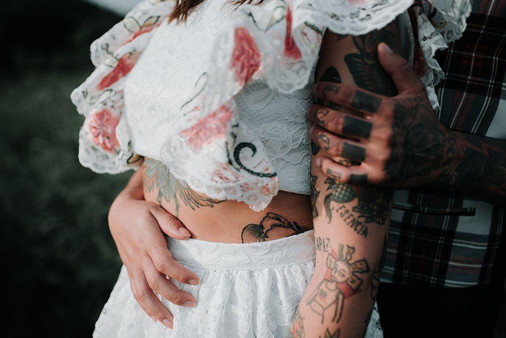 Novios Tatuados