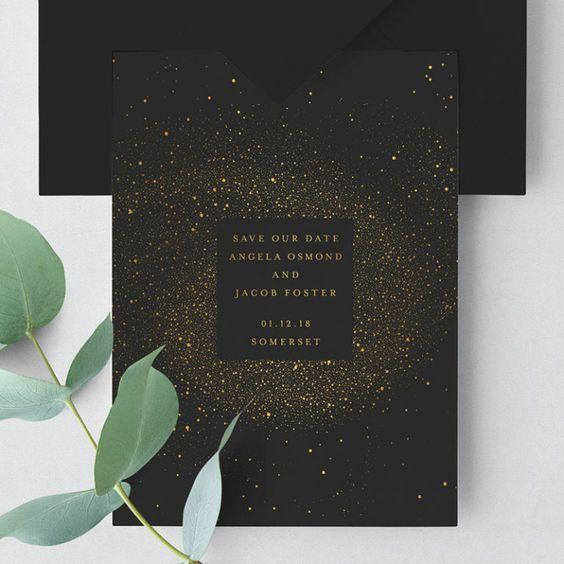 Invitaciones de constelaciones