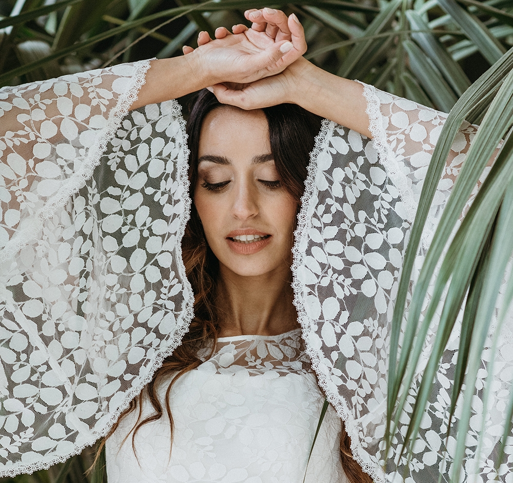 The Boho Bride y sus tres vestidos