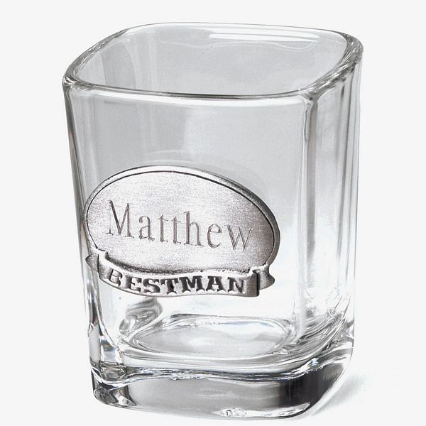 Custom Shot Glasses For Wedding Party