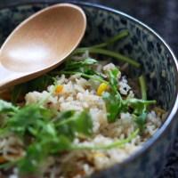 Wok style Rice.....Fried Rice