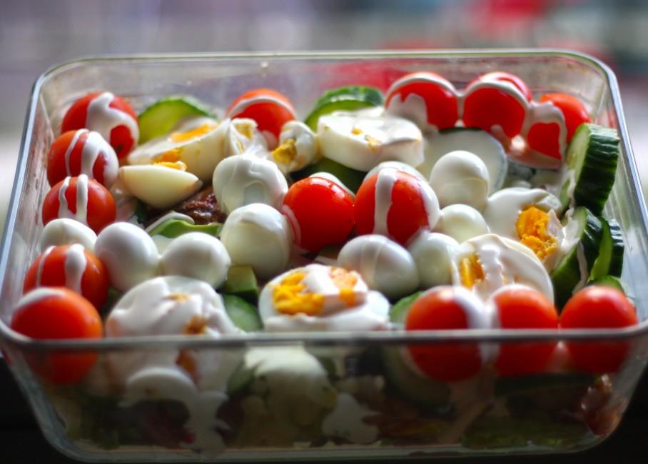 ghana salad