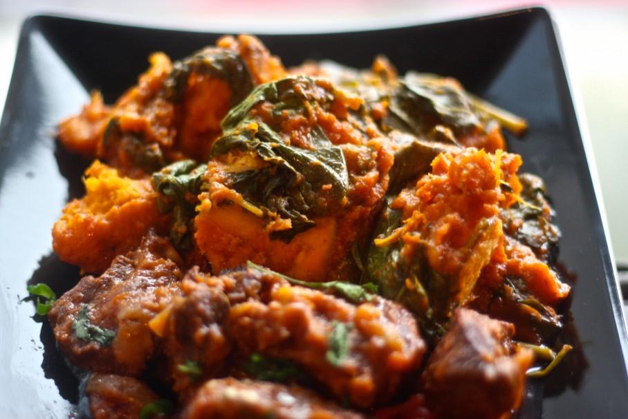 Yam pottage Nigeria