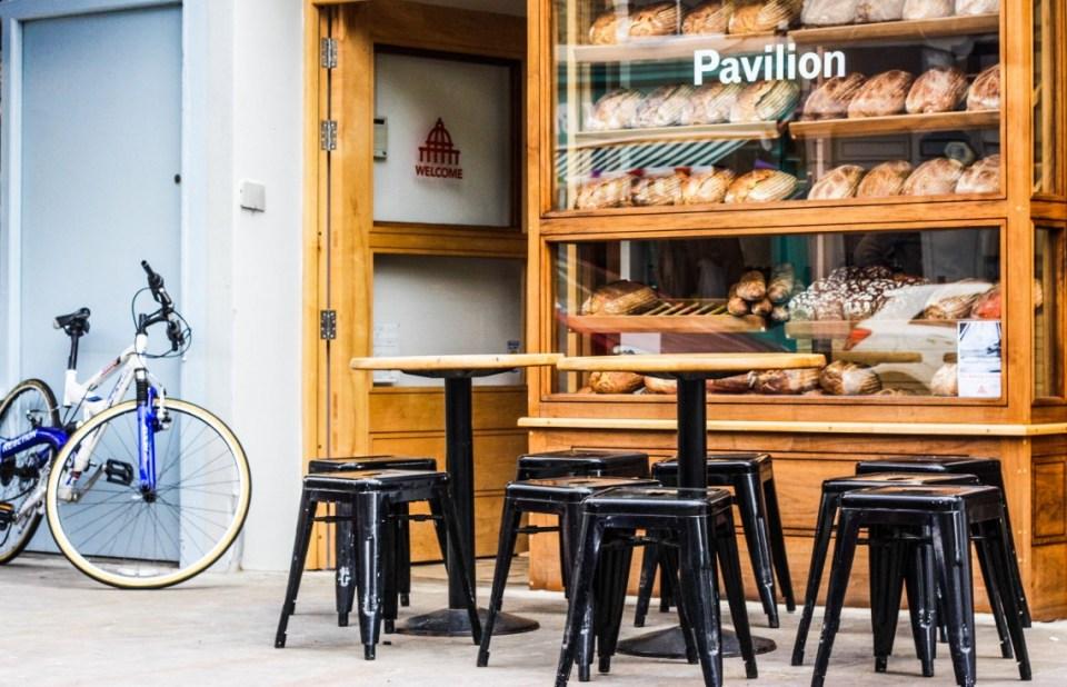 Lone Bicycle Photo Essay